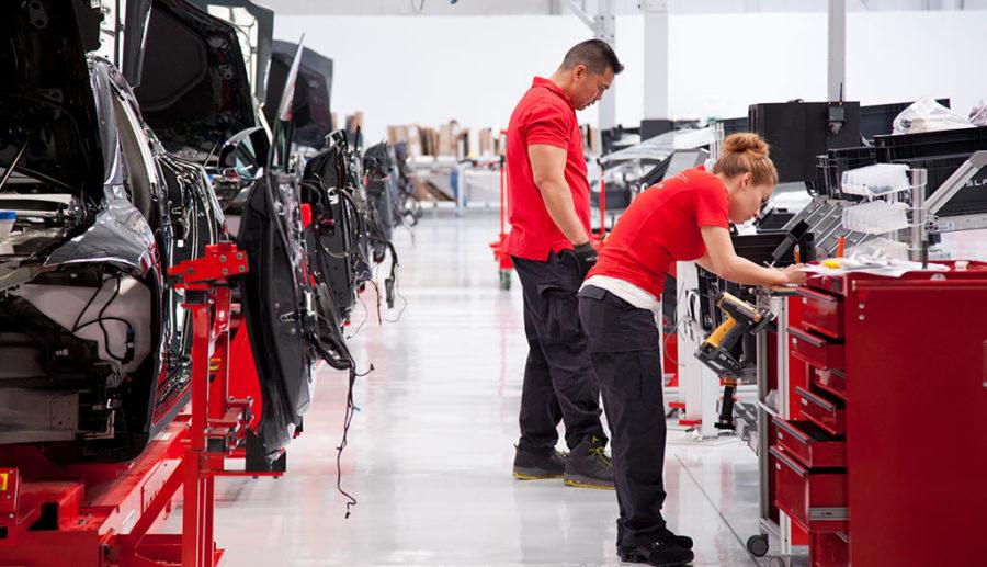 Schlechte Arbeitsbedingungen bei Tesla? Das sagt Elon Musk