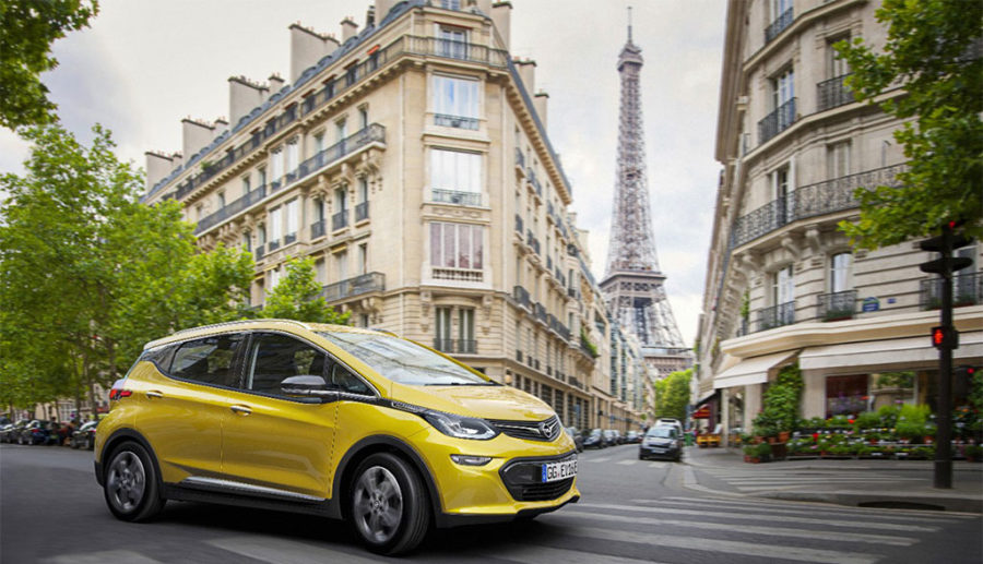 GM-Chefin: PSA/Opel könnte Elektroauto-Plattform in Europa nutzen