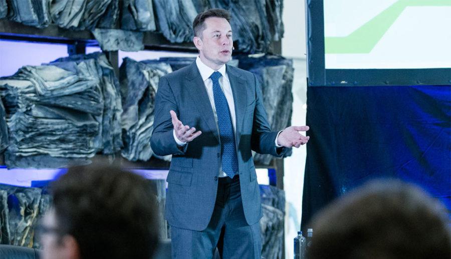 """Tesla-Chef zu Kritikern: """"Kauft doch Ford-Aktien"""""""