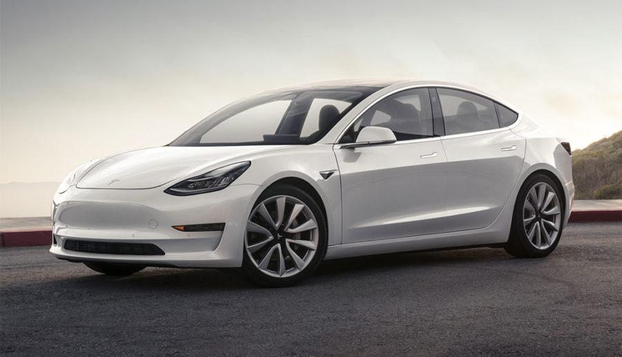 Tesla Model 3: Finale Daten, Bilder und Videos veröffentlicht
