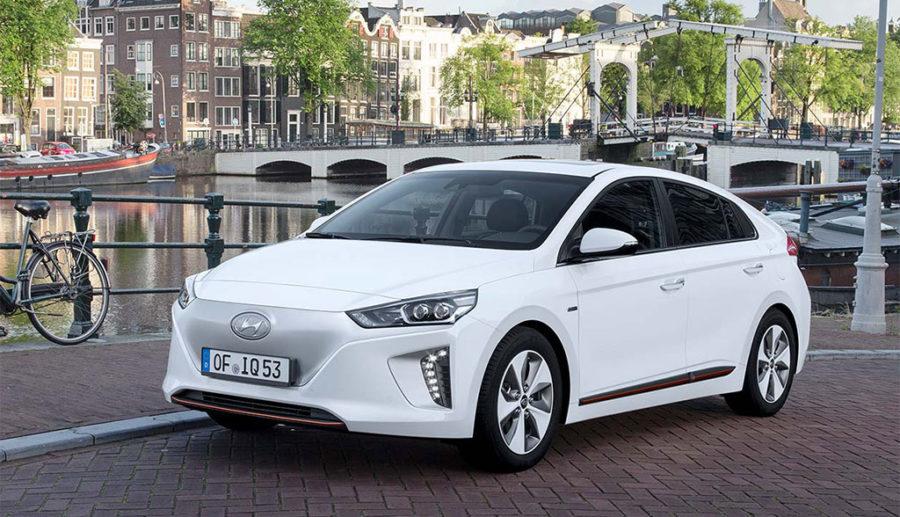 ADAC EcoTest: Hyundai-Elektroauto Ioniq ist am umweltfreundlichsten