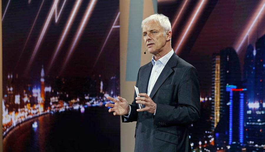 Elektroauto-Offensive: Volkswagen-Chef kämpft mit Widerstand