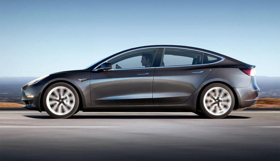 Tesla Model 3: Neue Details zu Batteriekapazität und Motorleistung