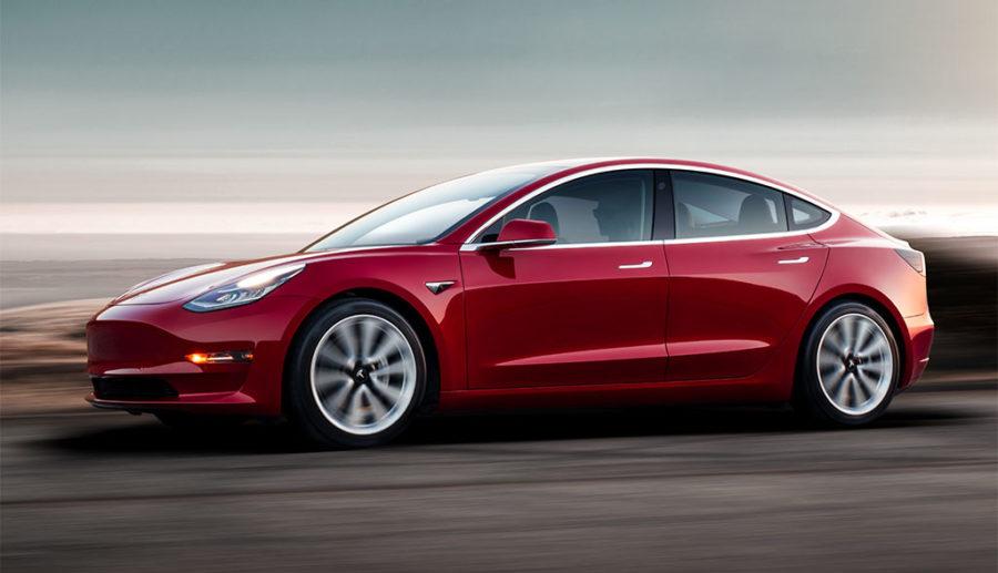 """Neuer """"Hypermiling""""-Rekord: Tesla Model 3 fährt 975 Kilometer mit einer Batterieladung"""