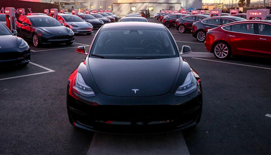 Tesla Model 3 kommt erste Jahreshälfte 2019 nach Europa