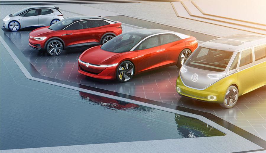 """VW über Elektroauto: """"Wachstumsraten, wie bei keinem anderen Produkt"""""""
