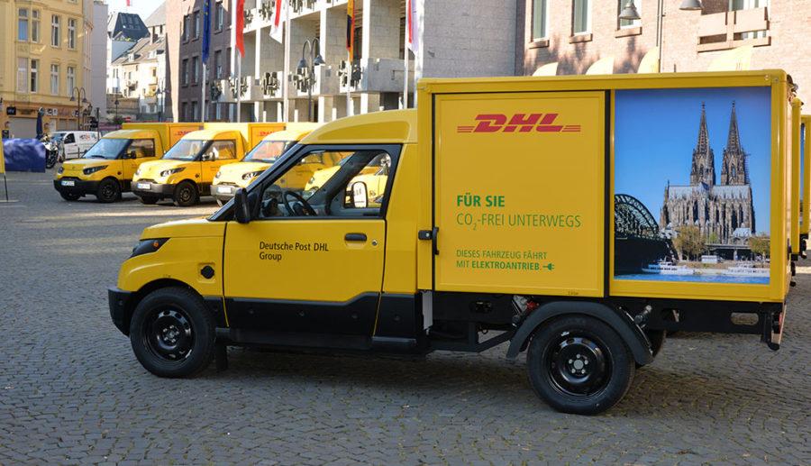Deutsche-Post-Chef glaubt: StreetScooter ist Milliarden wert