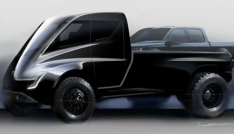 Tesla-Chef diskutiert geplanten Elektro-Pickup