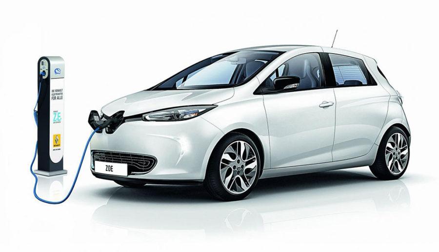 Neue Aktion: Renault ZOE jetzt ab 99 Euro im Monat leasen