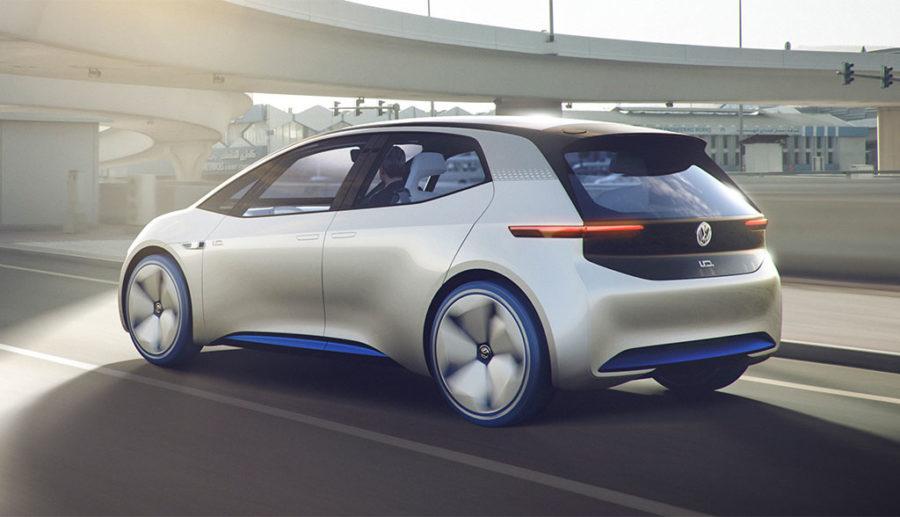 """VW-Elektroauto I.D.: """"Er sieht nicht nur cool aus, sondern fährt sich auch so"""""""