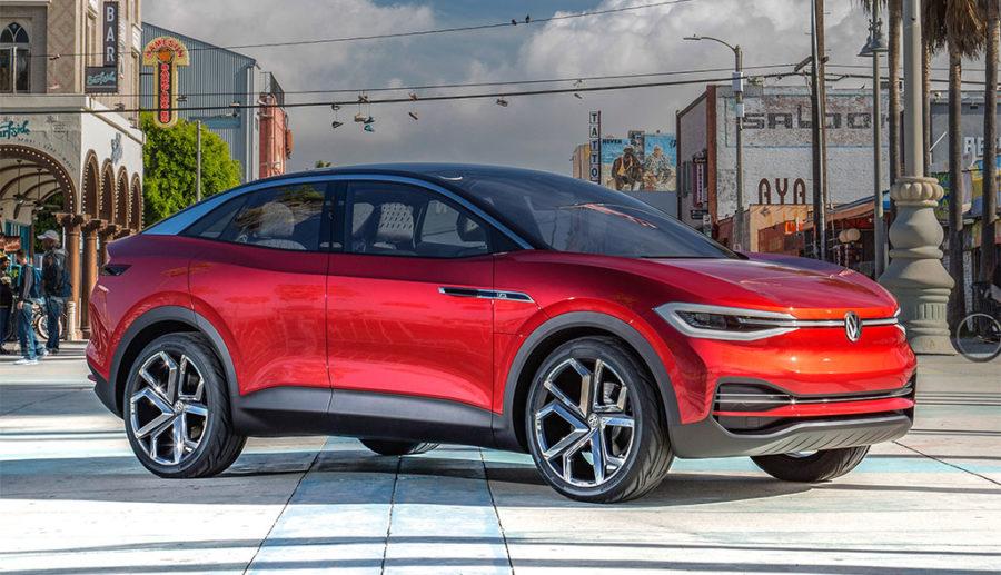 """VW: e-Golf läuft aus, Batterie-SUV CROZZ """"sicher sofort ein Weltauto"""""""