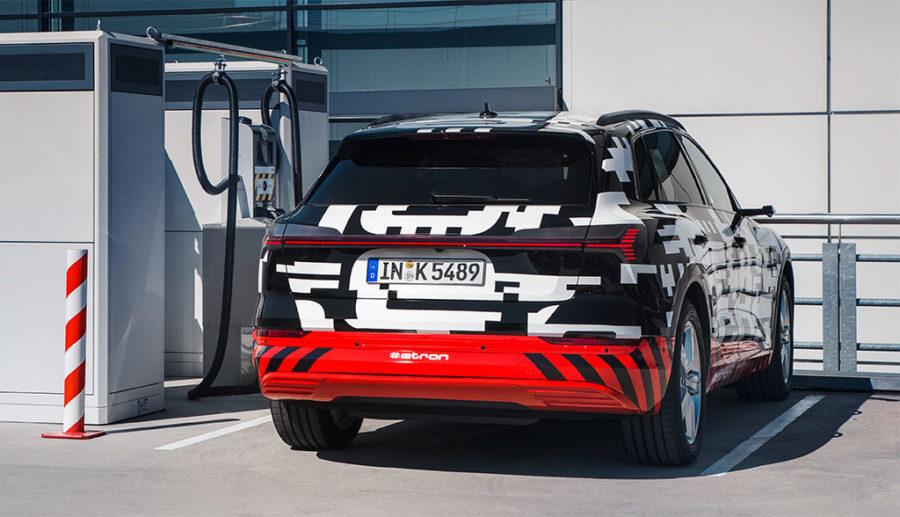 "Vor Elektroauto-Premiere: Audi stellt ""e-tron Charging Service"" vor"