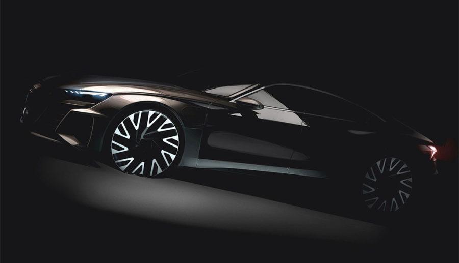 "Audis nächstes Elektroauto ""e-tron GT"" baut auf Porsche-Technik auf"