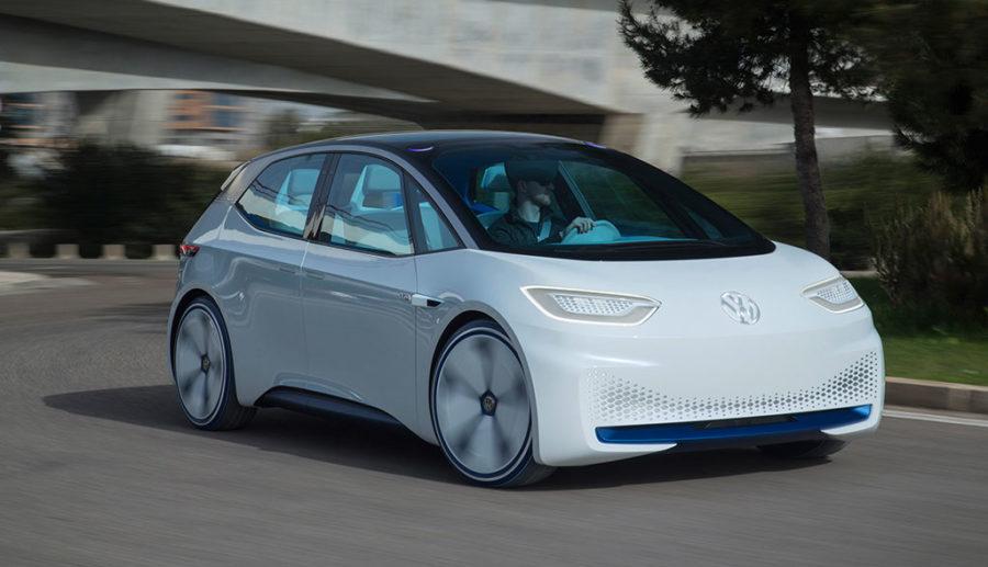 """VW Kompakt-Elektroauto I.D. soll nur """"knapp unter 25.000 Euro"""" kosten"""