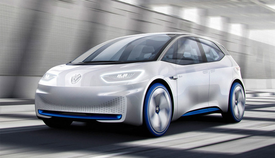 VW: Kompakt-Elektroauto I.D. kommt in drei Versionen mit unterschiedlichen Reichweiten