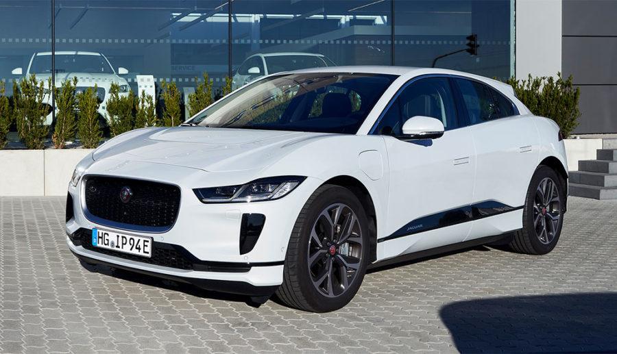 Jaguar: Elektroauto-Batterien werden wieder kleiner