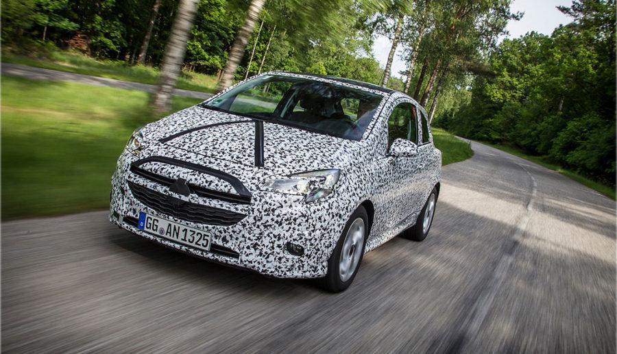 Opel Corsa kann ab 2019 als Elektroauto bestellt werden