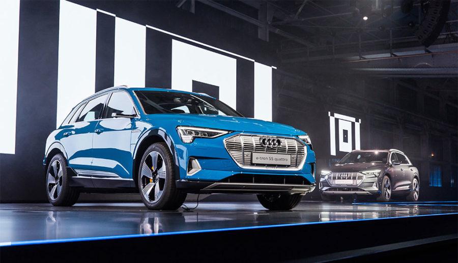Norweger bestellen über 30.000 Elektroautos von Tesla, Audi & Co vor