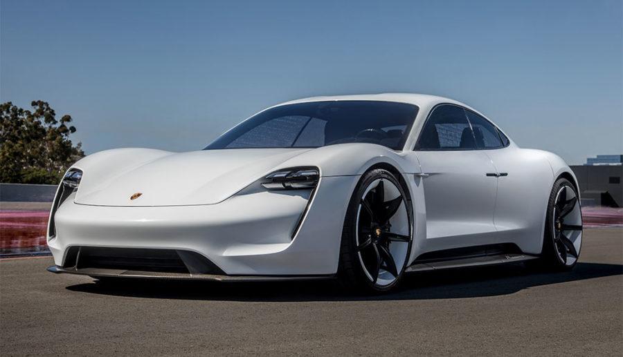 Porsche Taycan kommt zum Preis zwischen Cayenne und Panamera