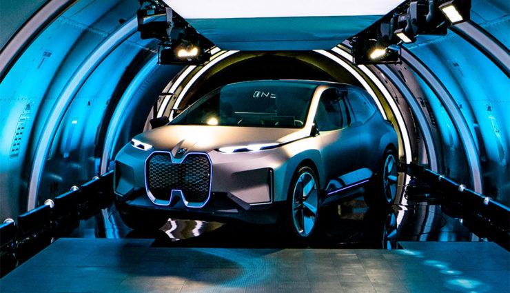 BMWs Elektroauto-Design soll zurückhaltender werden