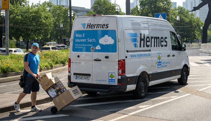 Modellprojekt bringt 500 Elektro-Transporter auf deutsche Straßen