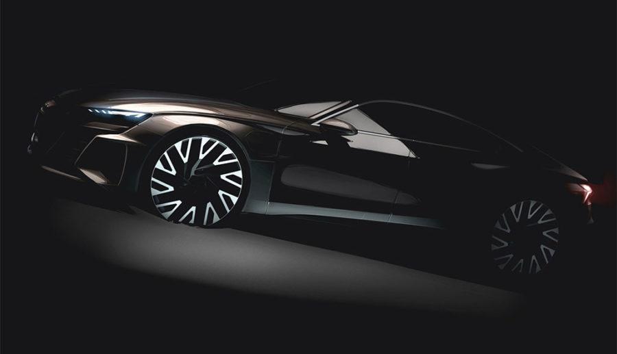 """Audi: Elektro-Gran-Turismo e-tron GT  """"mehr auf Leistung ausgerichtet"""""""