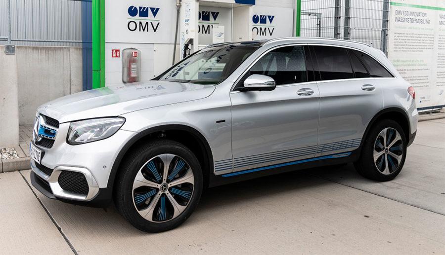 Daimler arbeitet an Wasserstoff-System für alle Fahrzeugtypen