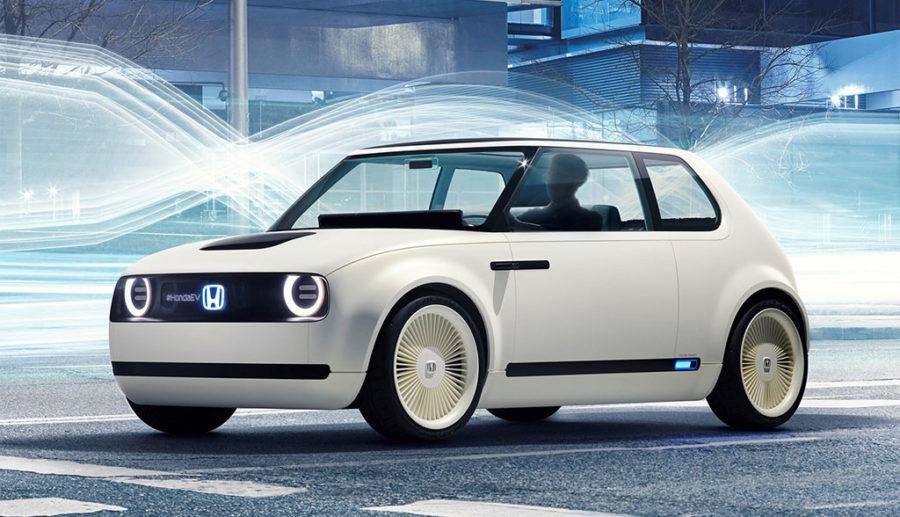 Honda bereitet Elektro-Kleinwagen Urban EV für die Serie vor
