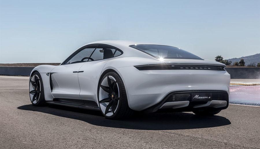 """Porsche-Manager: Taycan """"nicht einfach nur ein Elektrofahrzeug"""""""