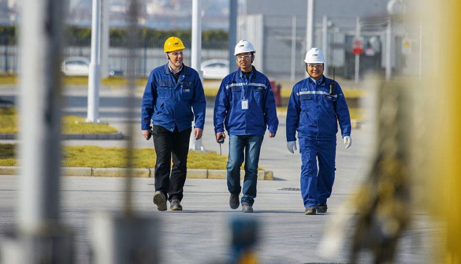 """BASF: """"Batteriematerialien für Elektromobilität sind ein riesiger Chemiemarkt"""""""