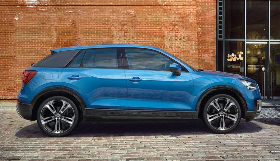 Q2 L e-tron: Audi baut vollelektrisches Kompakt-SUV