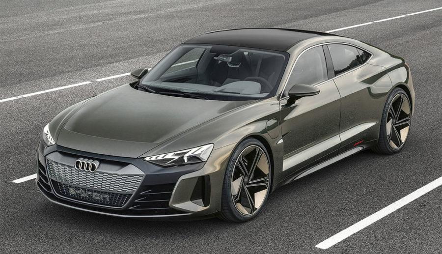 Audi enthüllt Elektro-Coupé e-tron GT: 400+ WLTP-Kilometer mit einer Ladung