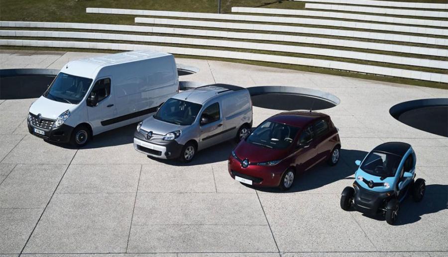 Renault feiert 200.000 verkaufte Elektrofahrzeuge