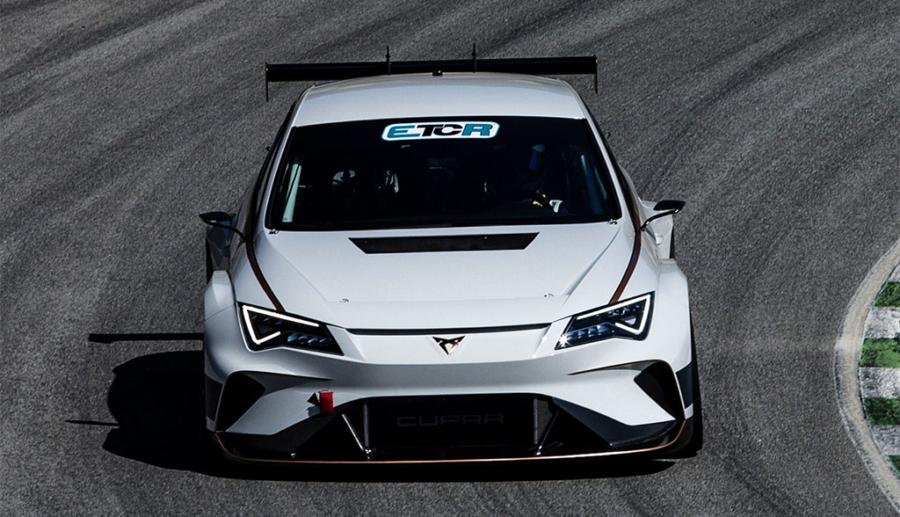 So sieht die Technik von Seats Elektroauto-Rennwagen CUPRA e-Racer aus