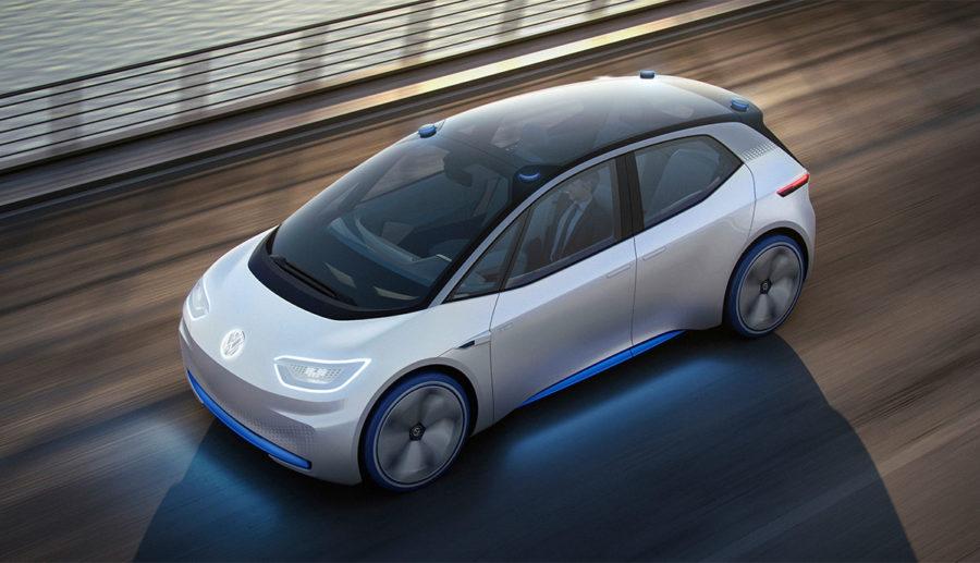 """VW wird """"einer der größten Elektroantriebs-Hersteller der Welt"""""""