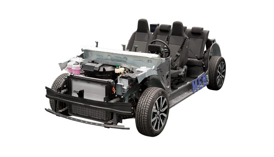Volkswagen gibt Elektroauto-Architektur MEB für Wettbewerber frei