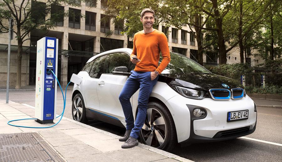 Ab März 2019: EnBW rechnet an Elektroauto-Ladesäulen nach Stromverbrauch ab