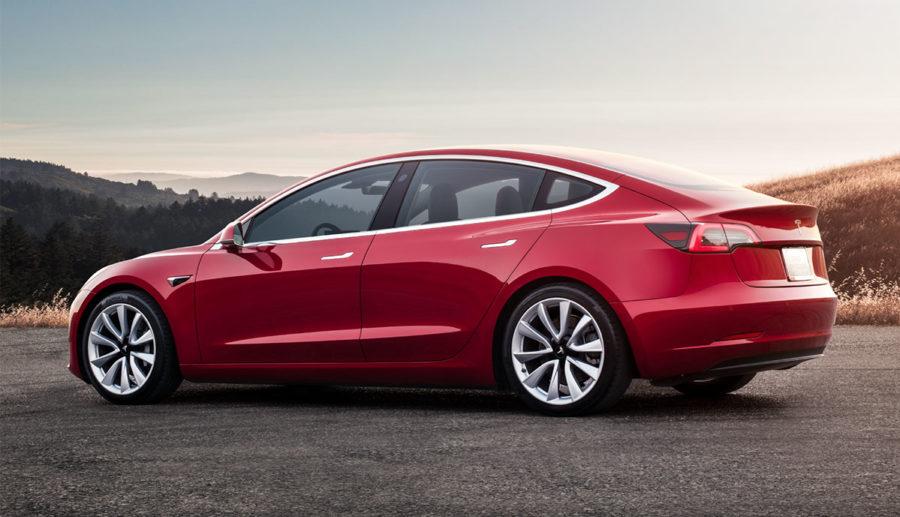 Tesla startet Model-3-Auslieferung in Europa