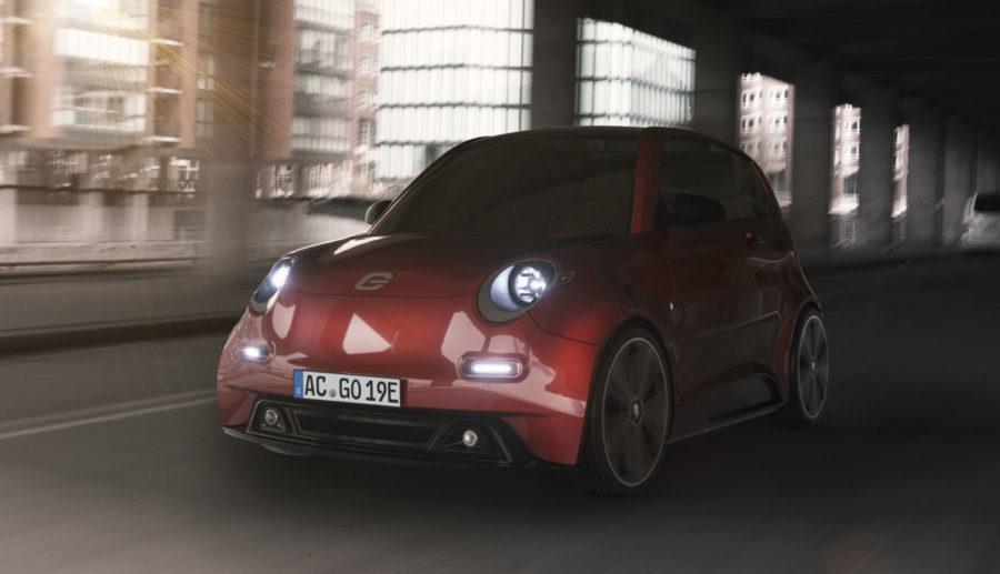 """e.GO Mobile: """"Wir haben einen getarnten Mini-Porsche gebaut"""""""