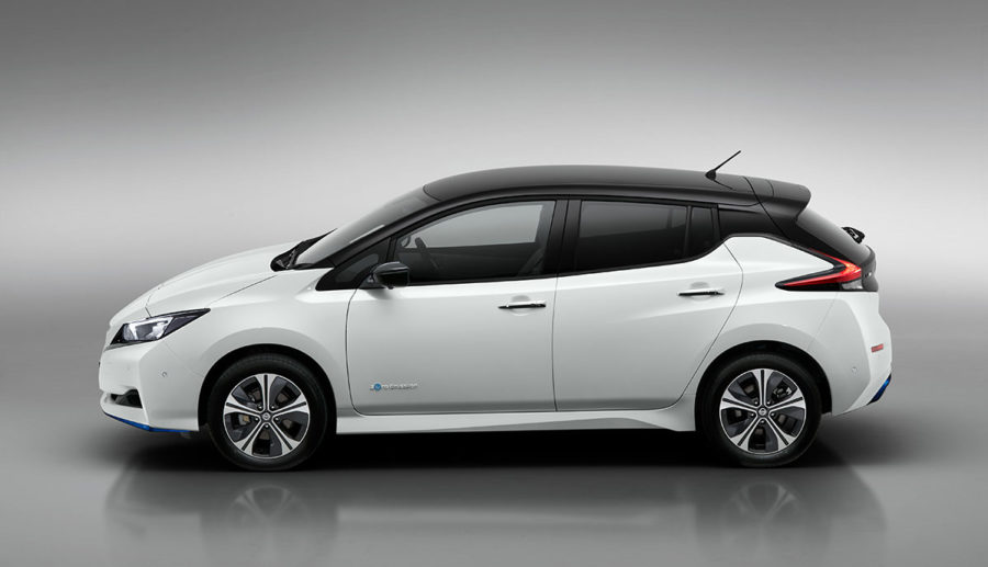 Nissan LEAF: Neue Top-Version bereits zu fast zwei Dritteln verkauft