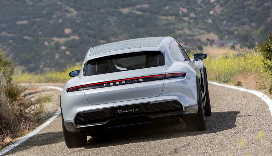 Porsche Taycan und Cross Turismo: Neue Erlkönigbilder aus Italien und Norwegen