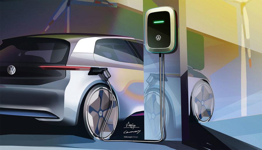 """VW-Manager über Elektroauto: """"Wenn VW etwas macht, dann machen wir es groß"""""""