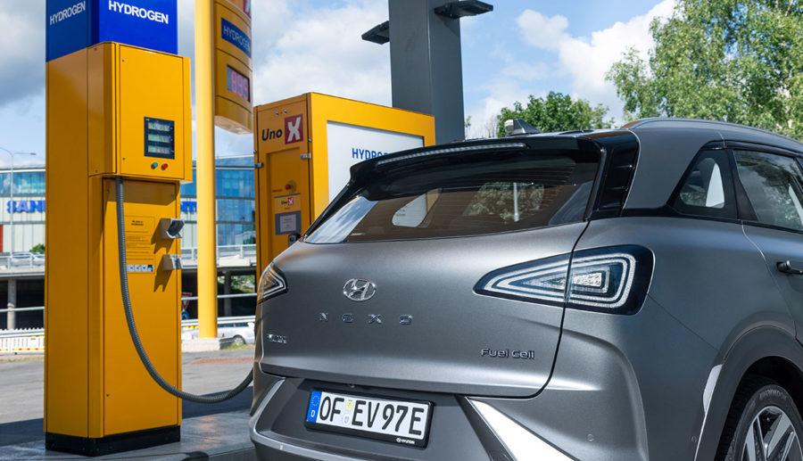 Deutschland jetzt mit 60 Wasserstoff-Tankstellen
