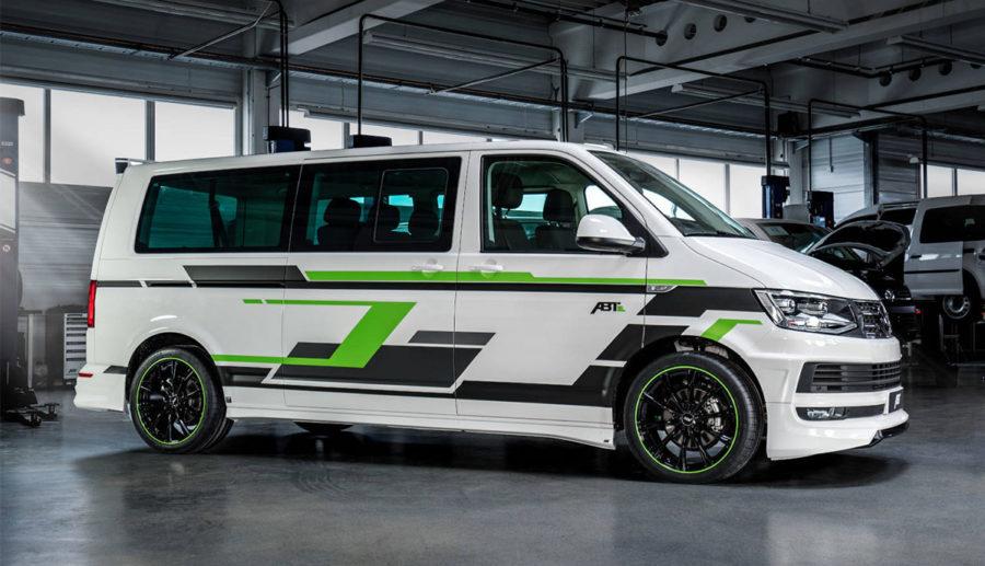 ABT e-Transporter mit bis zu 400 Kilometer Reichweite kommt 2019