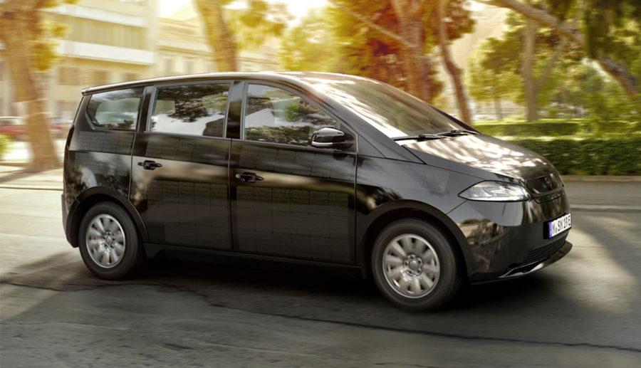 Sono Motors zeigt Serienversion des Sion
