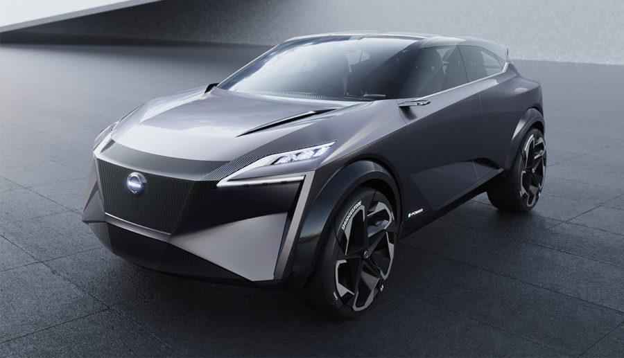 Nissan IMQ gibt Ausblick auf neuen Elektroantrieb