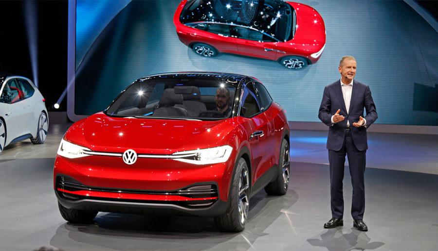 """Volkswagen-Chef Diess über Elektroautos: """"Sicher haben wir zu spät reagiert"""""""