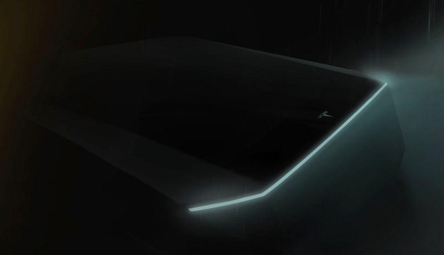 Tesla zeigt neuen Pickup-Truck-Teaser