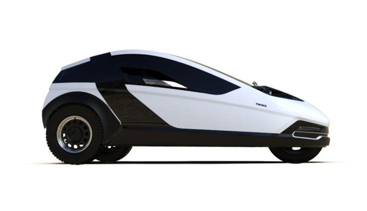 Twike gibt Ausblick auf Dreirad-Stromer Modell 5