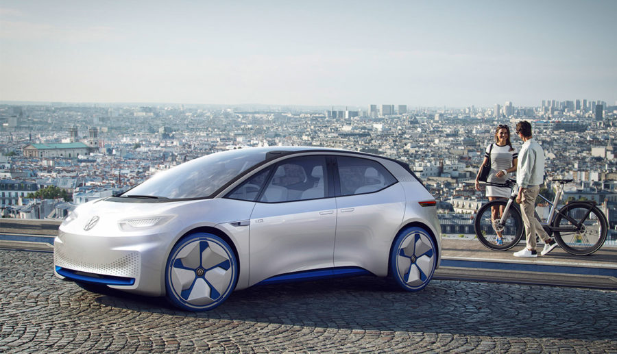 """Volkswagen-Cheflobbyist: """"Wir wollen Elektromobilität für Millionen"""""""